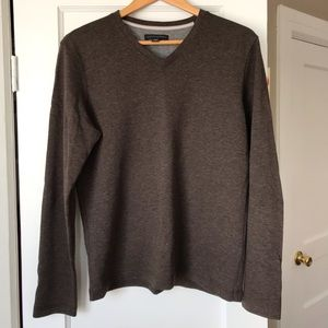 Men's Banana Republic brown sweater
